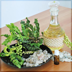 Frankincence essential oil